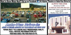 Alpine Theatre / Auto Vue
